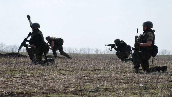 Гвардия ДНР ожидает наступления ВСУ в конце мая | Русская весна
