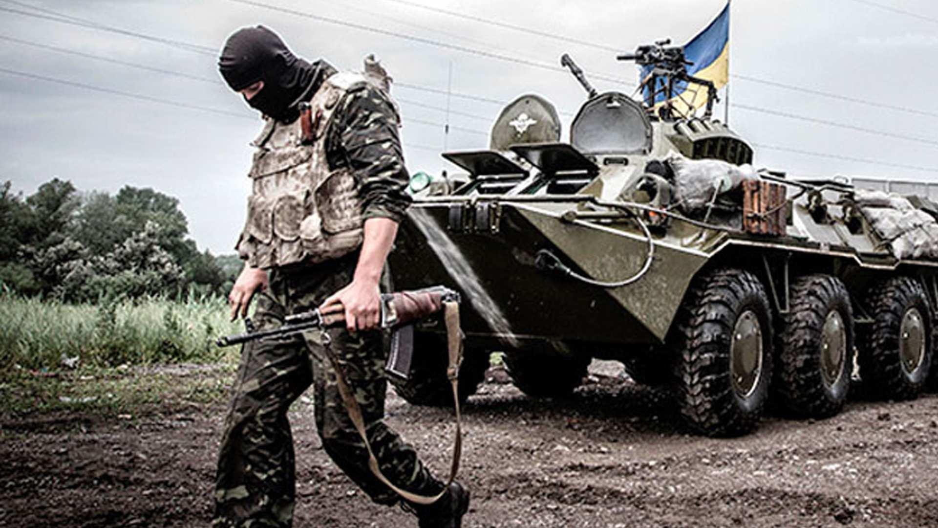 ПодАвдеевкой идут бои, ВСУнесут потери   Русская весна