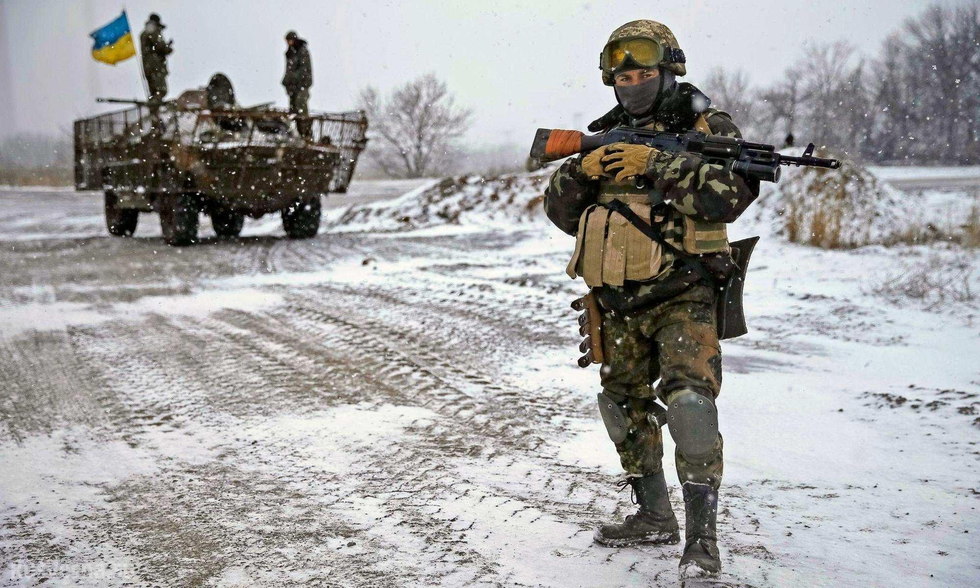 «Диверсанты напали навоенный склад, ранен часовой», — штаб «АТО» | Русская весна