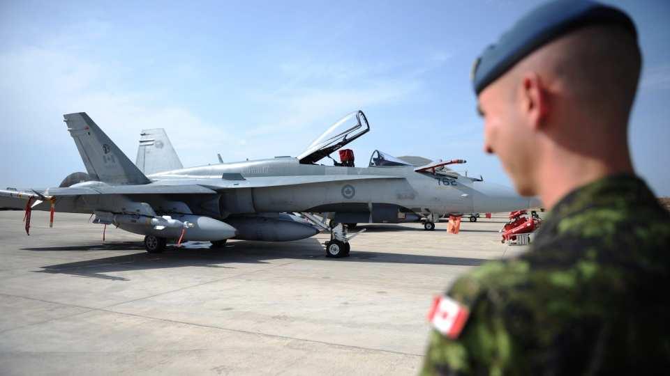 Канада прекратила воздушную операцию против ИГИЛ в Сирии и Ираке | Русская весна