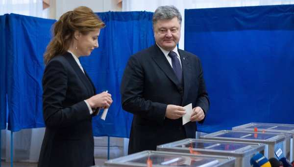 Наблюдатели: явка избирателей навыборах наУкраине составляет 26,4% | Русская весна