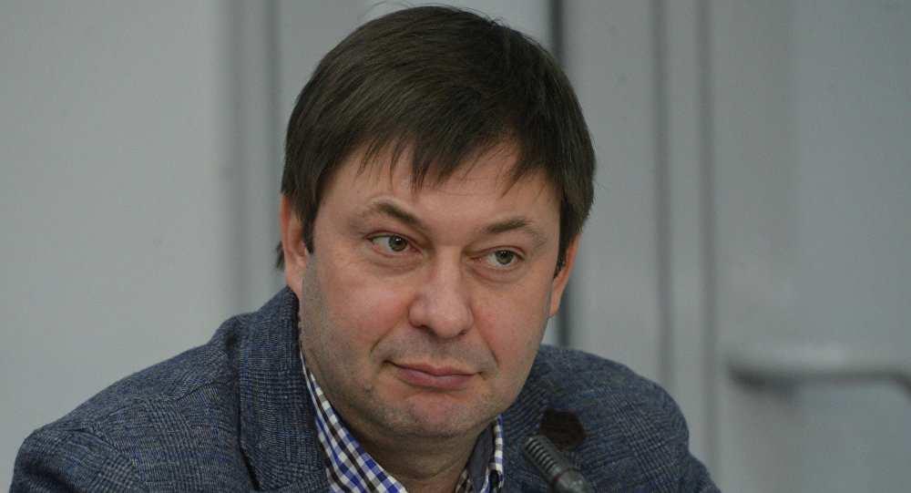 Арестованный главред РИА Новости Украина ответил на обвинения в пропаганде | Русская весна