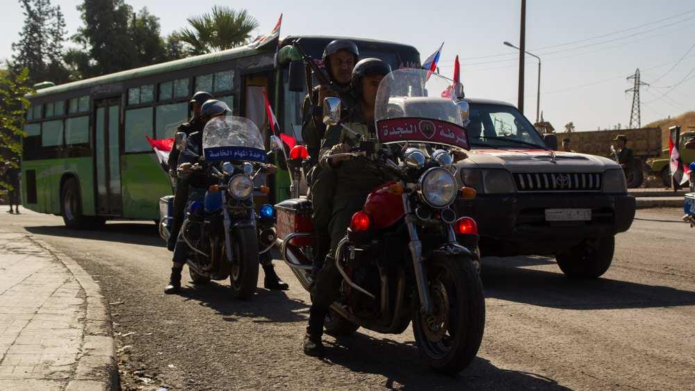 ОФИЦИАЛЬНО: Офицеры из США, Израиля и Турции прячутся в Алеппо средитеррористов, — Джаафари (ВИДЕО)   Русская весна