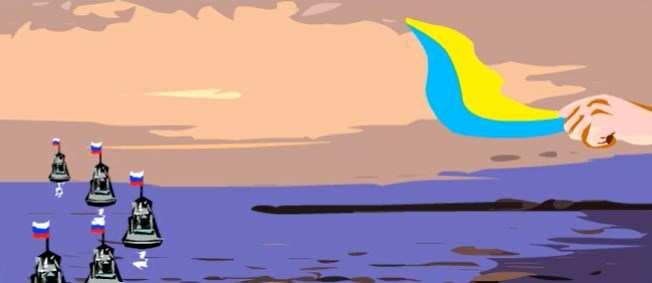 Россия ужеконтролирует 100% Азовского моря — какУкраина будет выбираться изтупика  | Русская весна