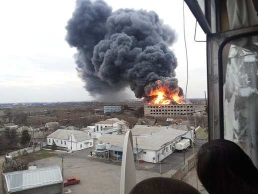 В центре Мариуполя прогремел взрыв | Русская весна
