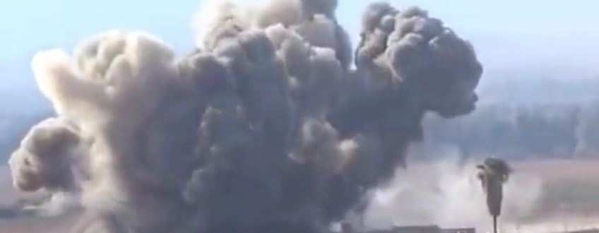 Армия Сирии уничтожила тоннель, прорытый террористами в окрестностях Дамаска (ВИДЕО) | Русская весна