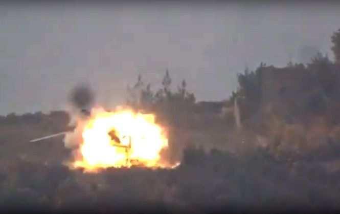 Террористы опубликовали видео уничтожения российского МИ-8 в Сирии (ВИДЕО) | Русская весна