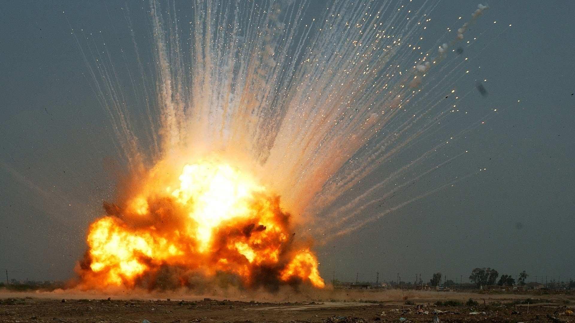 В результате взрыва на складе боеприпасов ВСУ погиб украинский военнослужащий, — разведка ЛНР | Русская весна