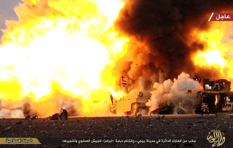 3 американских танка и «Хаммер» ВС Турции и Ирака уничтожены советскими ракетами в Алеппо и Мосуле (ВИДЕО) | Русская весна