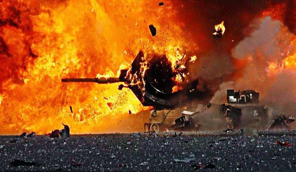 Асад помог отправить оружие курдам, 5 турецких танков уничтожены в боях за Африн (ВИДЕО) | Русская весна