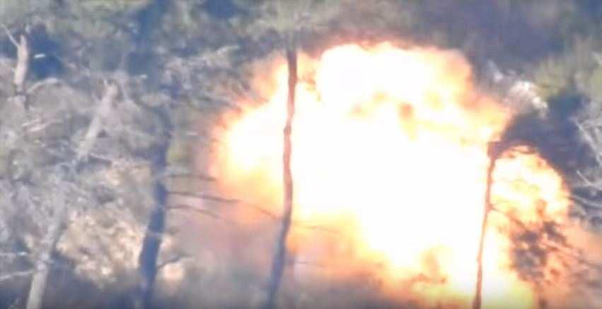 СААпроводит «конкурс налучшего бармалея»: российские ПТУРы разрывают боевиков (ВИДЕО) | Русская весна