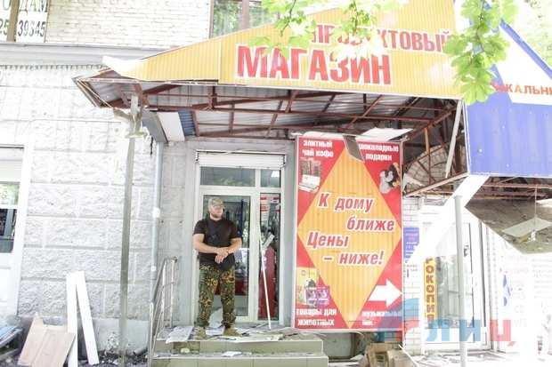 Запад должен отреагировать насерию терактов вЛуганске, илипризнать, чтопокрывает украинских террористов, — депутат | Русская весна