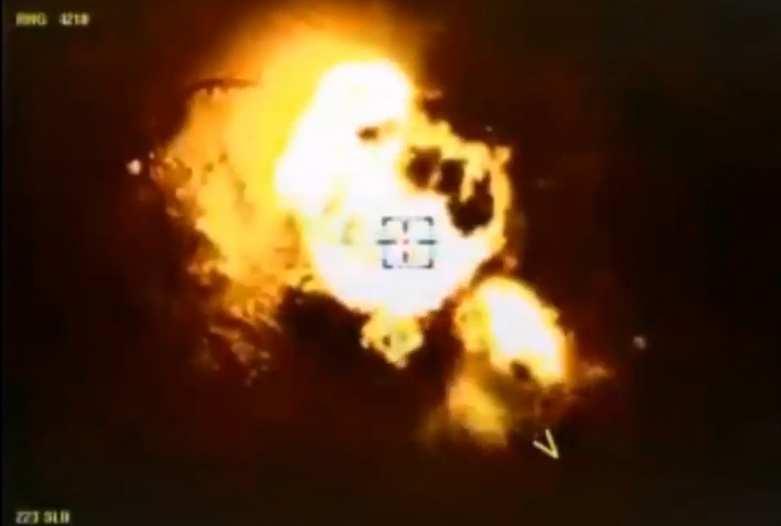 Огненный ад в Идлибе: ВКС России два дня мстят «Аль-Каиде» за гибель майора Филипова (ВИДЕО) | Русская весна