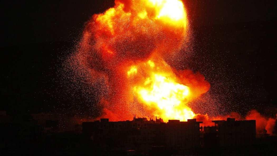 Мощнейший взрыв: Подорван штаб проамериканских сил в Сирии (ВИДЕО) | Русская весна