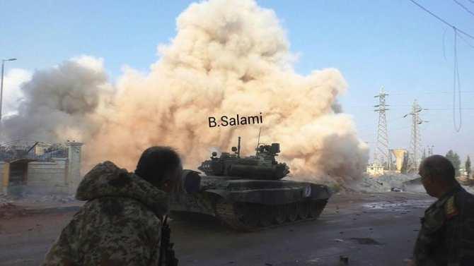 МОЛНИЯ: САА освобождает еще один район, тяжело ранен главарь боевиков «Армии Алеппо» (+ВИДЕО, КАРТА) | Русская весна