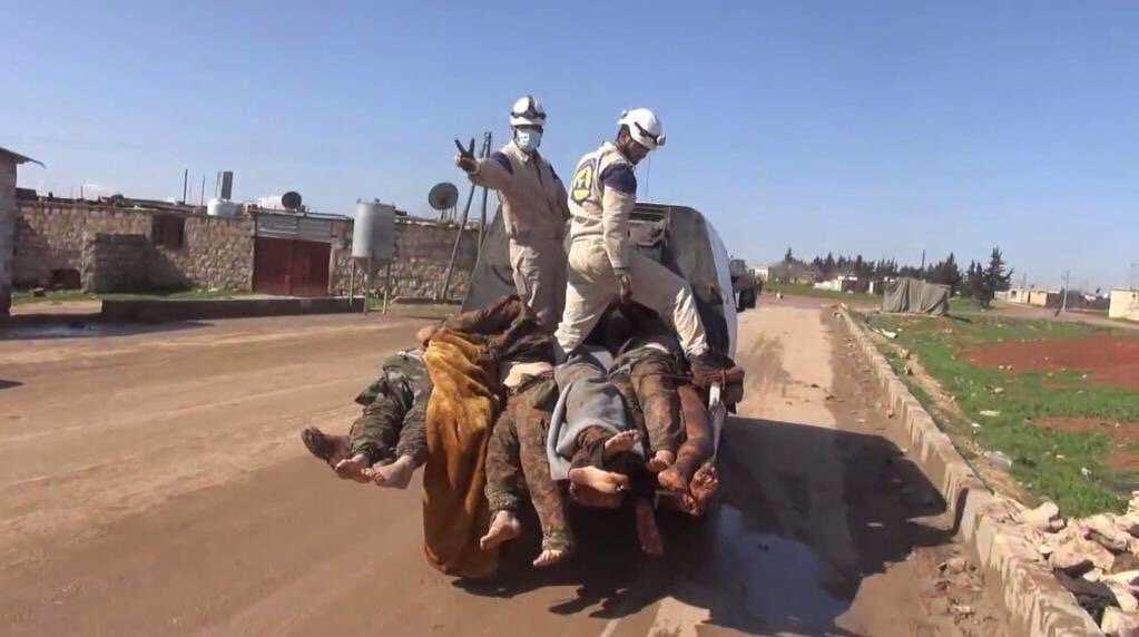 «Спасатели» с оружием, под флагами «ан-Нусры» и на расстрелах — расследование РВ о странном «миротворчестве» «Белых шлемов» в Сирии (ФОТО, ВИДЕО 18+) | Русская весна