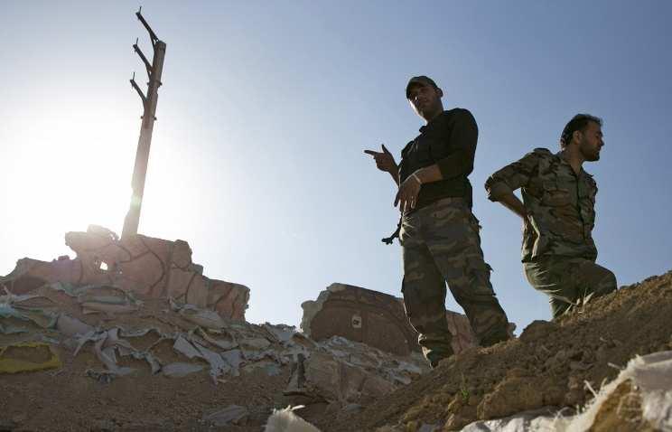 Сирийские войска в ходе наступления продвинулись на 70 км от города Хама   Русская весна