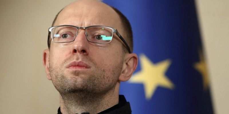 Национальная цель Украины — возврат Донбасса иКрыма, — Яценюк | Русская весна