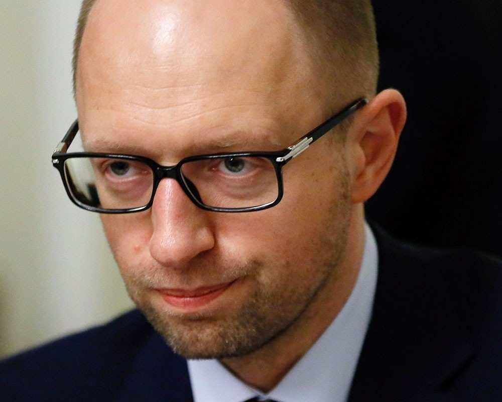 ВАЖНО: Яценюк уходит вотставку, — СМИ   Русская весна