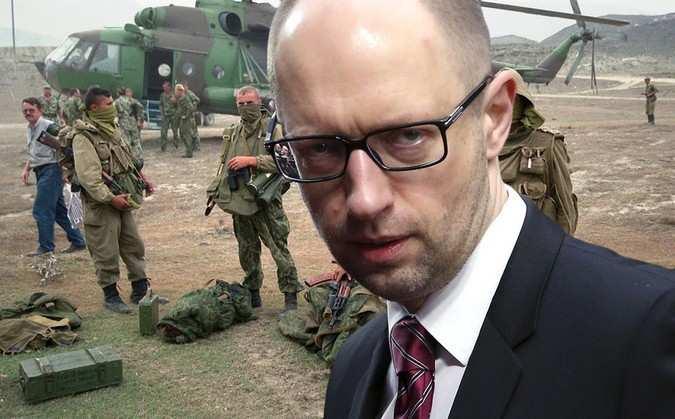 Яценюк объяснил пытками «участие» вчеченской войне | Русская весна