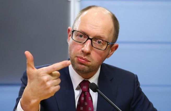 Яценюк заявил о прекращении военно-технического сотрудничества с Россией | Русская весна