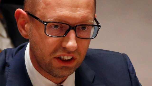 Яценюк обвинил «Укринтерэнерго» в признании Крыма российским и подписании контракта, невыгодного для Украины | Русская весна