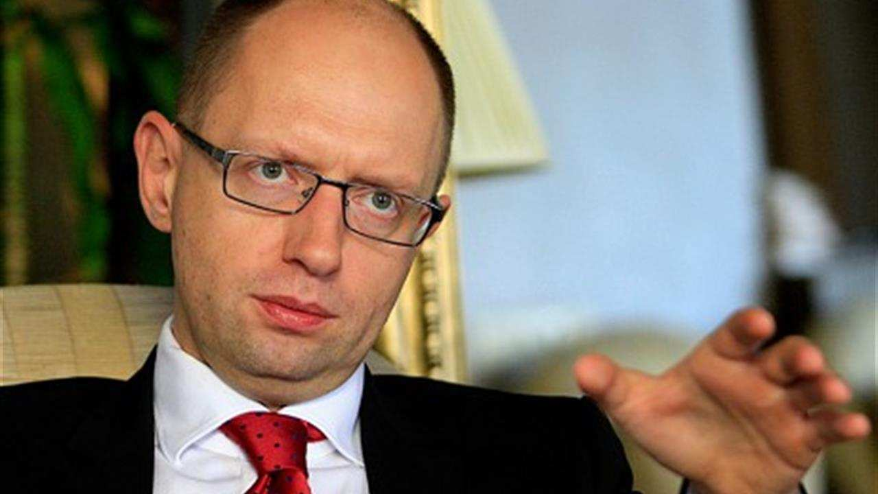 «Пожалуйста, небросайте нас» — Яценюк обратился кмировым лидерам | Русская весна