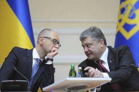 США призвали Порошенко и Яценюка «не повторять ошибок Ющенко и Тимошенко» | Русская весна
