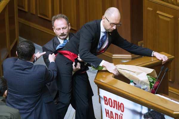 Почему новая сессия Верховной Рады станет переломной для Украины | Русская весна