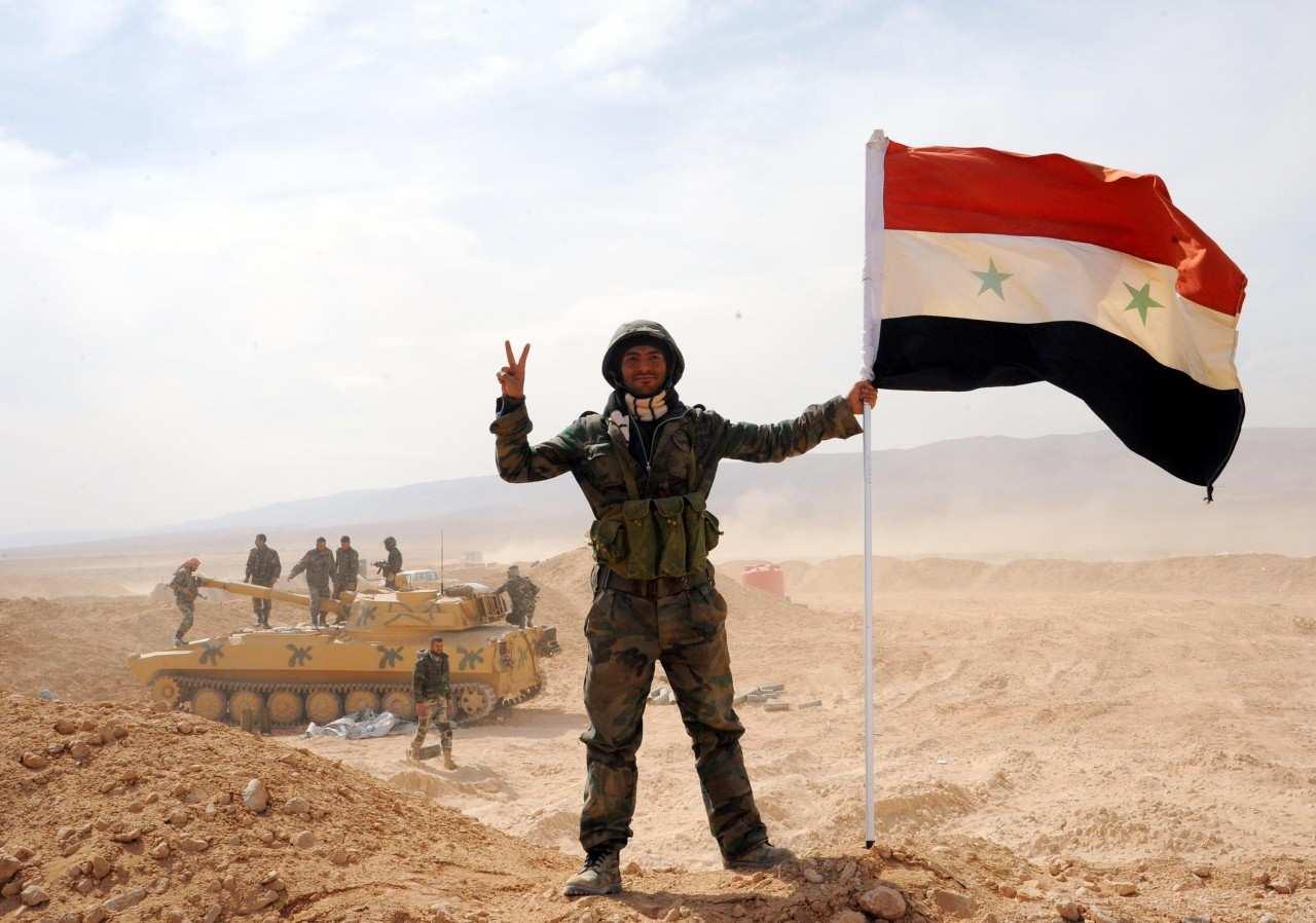 Шейх Мубарак и его отряд: После соглашения с Россией бывшие оппозиционеры уничтожают террористов в Сирии | Русская весна