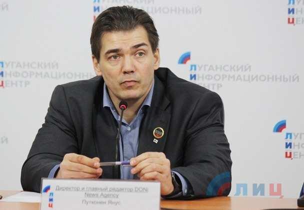 Украинские снайперы получили приказ стрелять по сотрудникам СМИ, — финский журналист | Русская весна