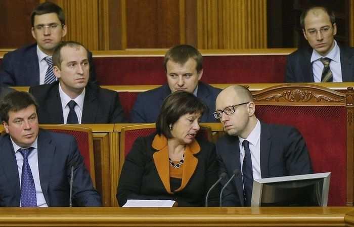 Парламент Украины принял бюджет-2015 | Русская весна