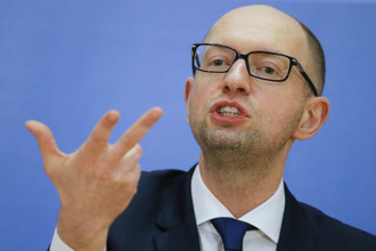 «Европейский вал» для защиты от России готов на 20%, — Яценюк | Русская весна