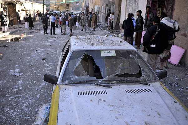 ИГИЛ продолжает террор: семь человек стали жертвами взрыва в Йемене   Русская весна