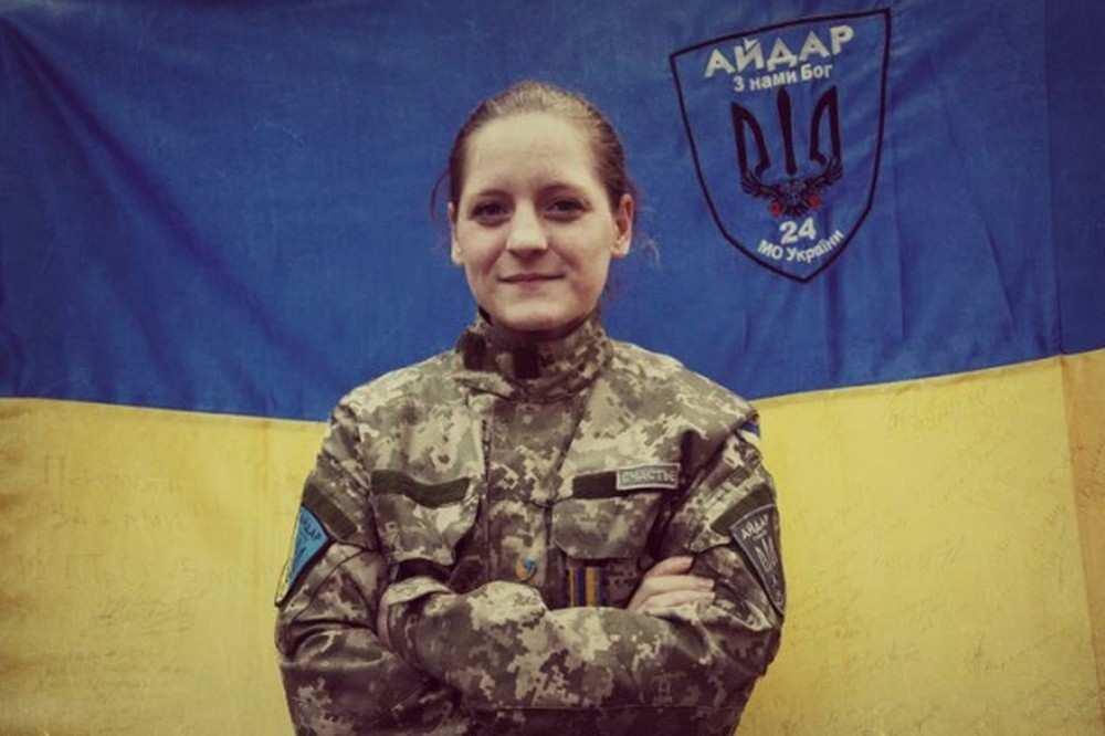 Зрада: Россиянку из батальона «Айдар» хотят выслать из Украины | Русская весна