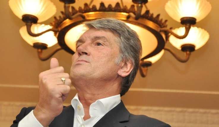 Ющенко зовет украинцев на Третий майдан | Русская весна