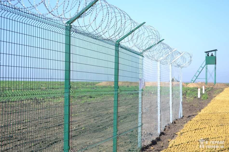 «Великий Забор» отменяется — его могут украсть | Русская весна
