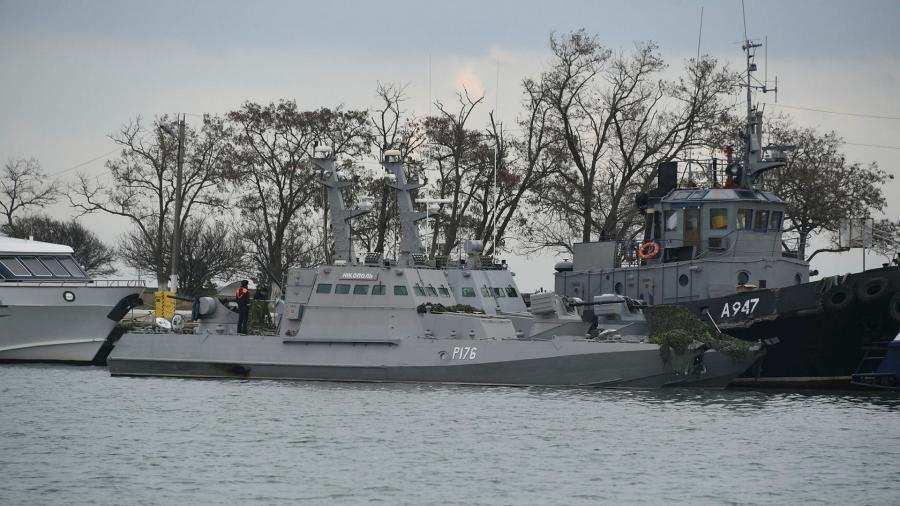 ВКрыму сообщили осостоянии украинских моряков, раненных призадержании | Русская весна