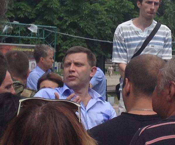 Подробности митинга в Донецке с требованиями отбросить артиллерию ВСУ (ВИДЕО) | Русская весна