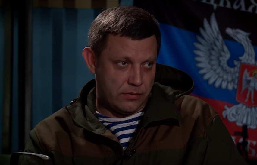 Глава ДНРрассказал, зачем Киеву нужна война | Русская весна