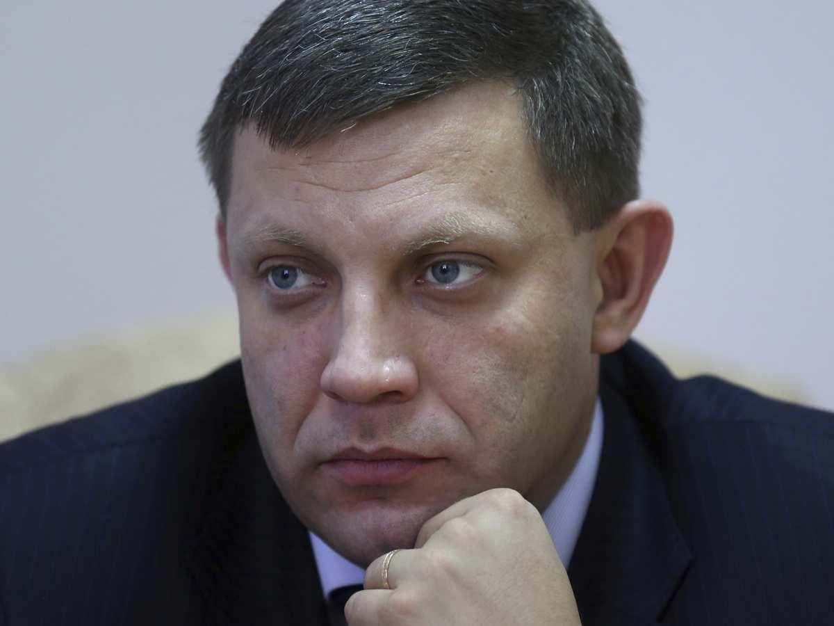 Захарченко выразил соболезнования в связи со смертью Чуркина | Русская весна