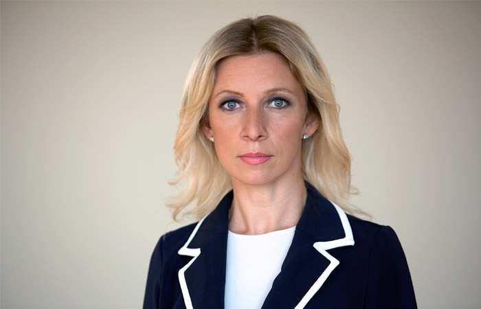 Мария Захарова посвятила стихотворение летчикам, погибшим вСирии | Русская весна