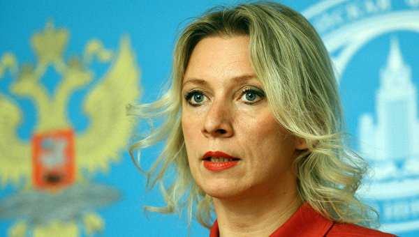 Захарова прокомментировала слова советника Порошенко, сравнившего россиян снасекомыми    Русская весна