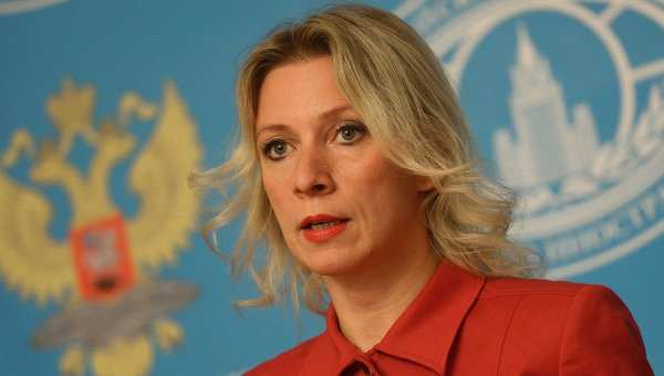 Захарова: Москва видит Сирию исключительно единым государством  | Русская весна