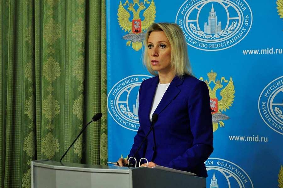 Захарова объяснила «внезапный» вывод российских войск изСирии | Русская весна