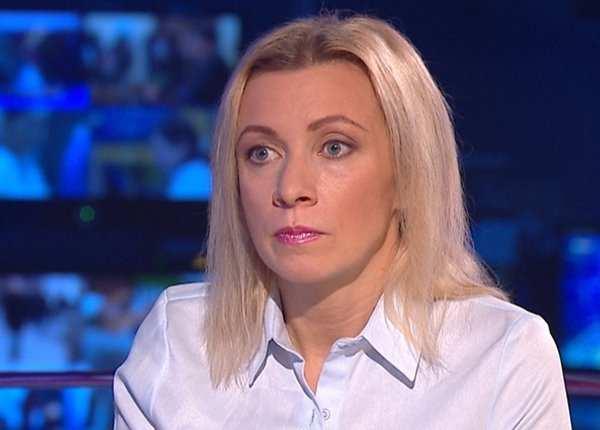 Захарова прокомментировала планы США отправить спецназ в Сирию | Русская весна