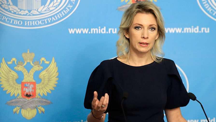 «Мистерия в разгаре», — Захарова прокомментировала запрет российских телеканалов на Украине   Русская весна