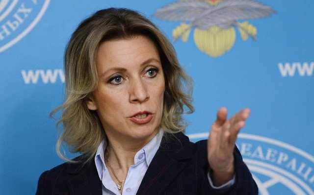 Ко всем бедам Украины добавилась еще одна, — Захарова прокомментировала эмблему украинской разведки | Русская весна
