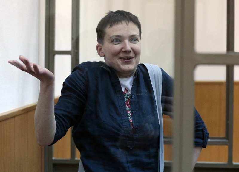 Героям слава? У Надежды Савченко отбирают квартиру   Русская весна
