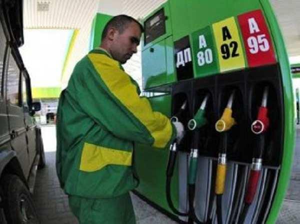 На Украине на40% обвалились продажи бензина | Русская весна